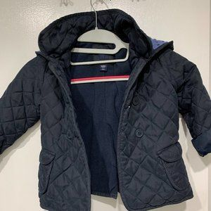 Kids Puffer Light Weight Jacket with Hood